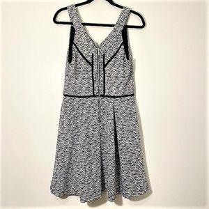 Massimo   Zipper Front Dress Size M